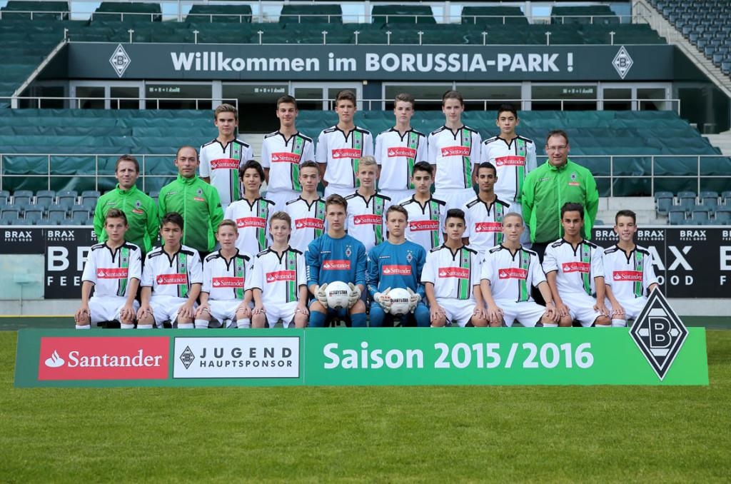 Sponsoren Borussia Mönchengladbach