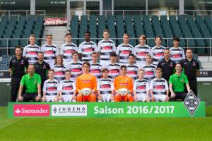 Borussia Mönchengladbach 2017