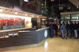 Orgaausflug 2016 – Familiäre Atmosphäre in Mainz