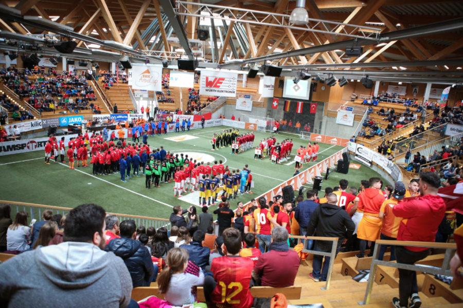15 Teams, 66 Gasteltern und an die 5000 Zuschauer