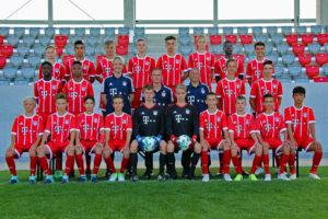 FC Bayern München 2018