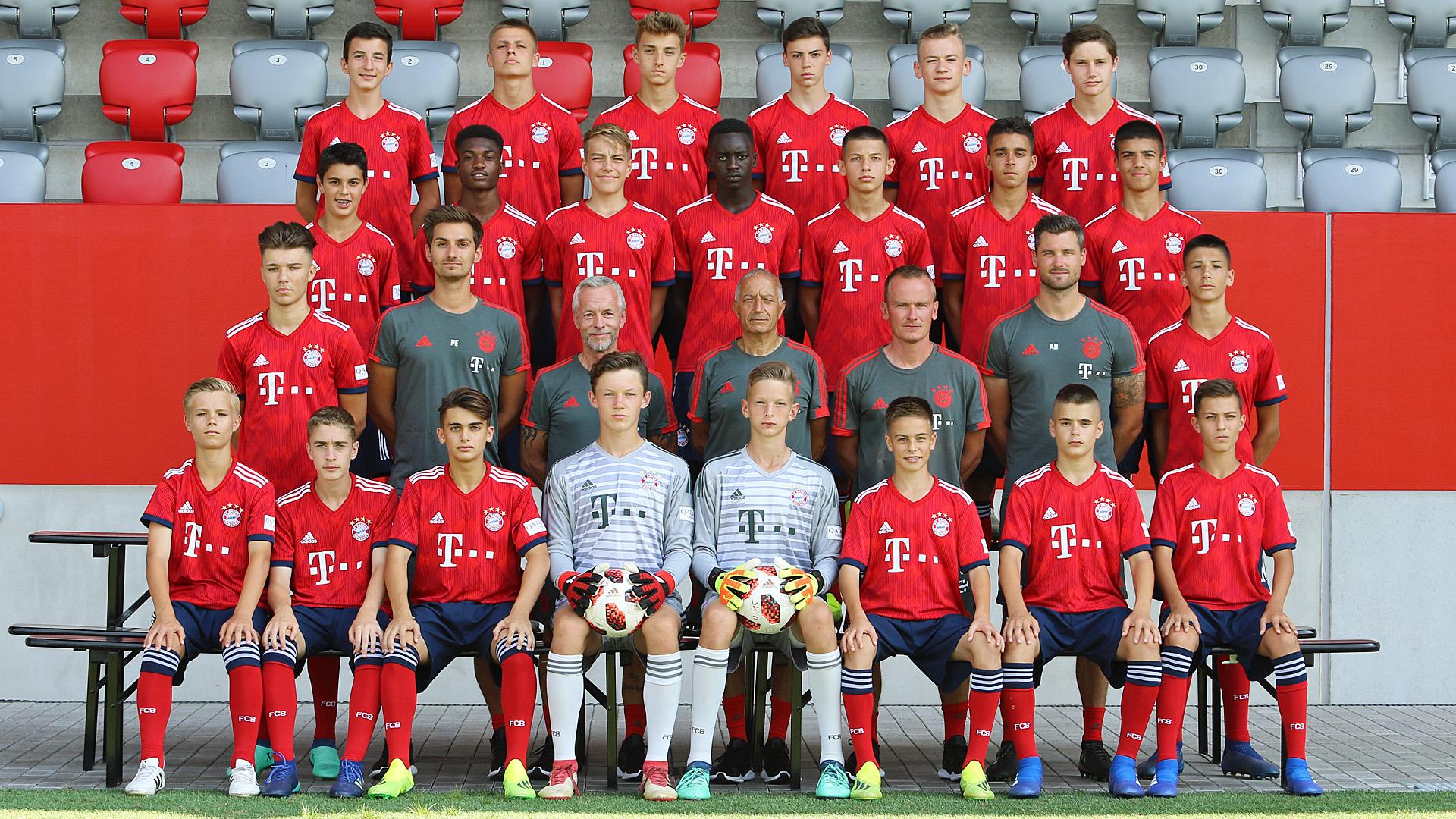 Bayern Kader